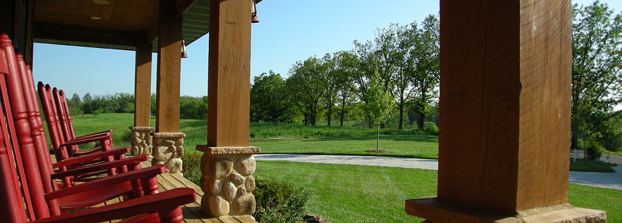Hickory Ridge Estates in Branson, Missouri